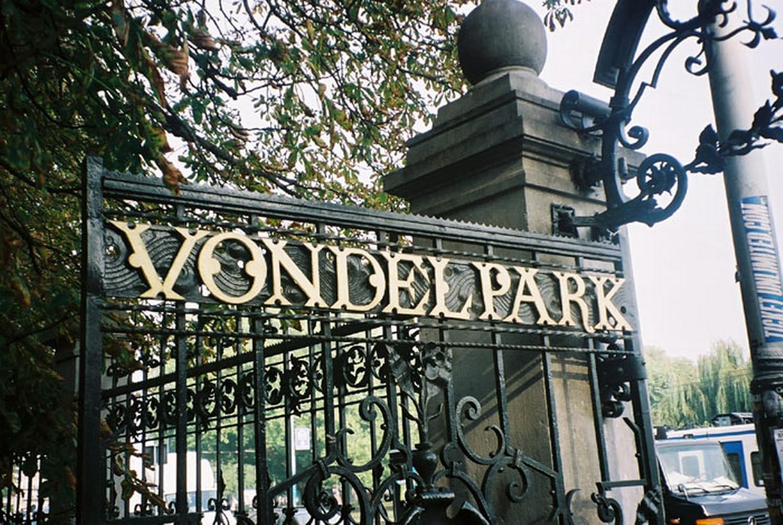 Que Pasa Location Vondelpark - Que Pasa