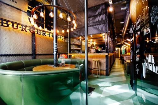 Afbeelding Burgerfabriek Warmoesstraat - QuePasaNL