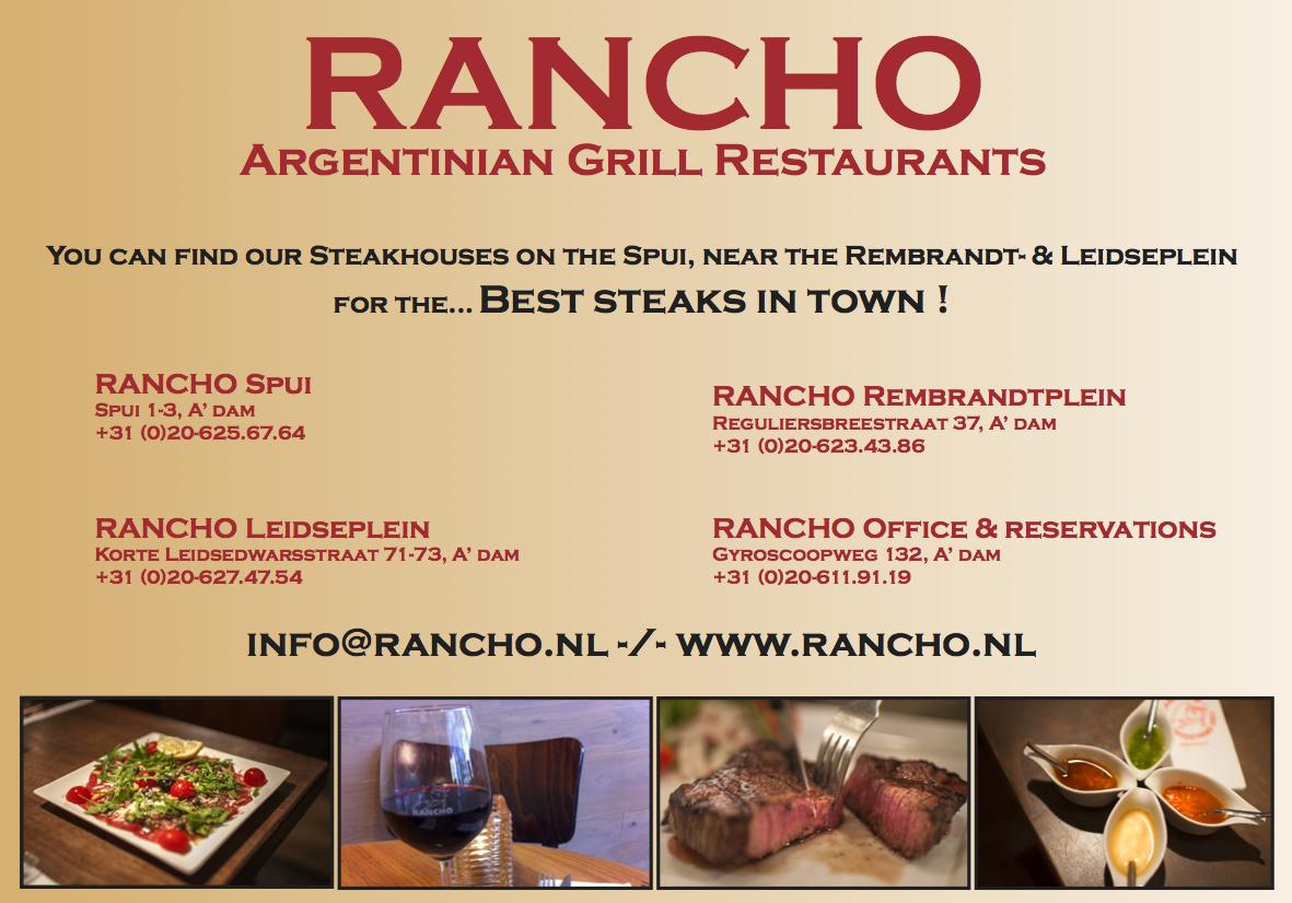 Afbeelding Rancho - QuePasaNL