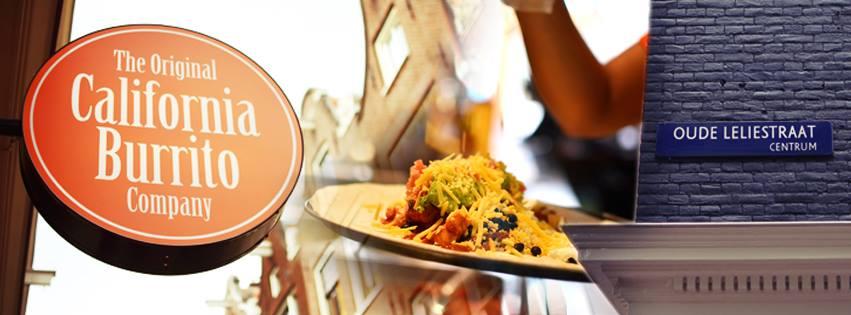 Afbeelding California Burrito - QuePasaNL