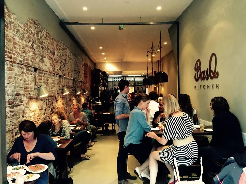 Afbeelding BasQ Kitchen Leidseplein - QuePasaNL